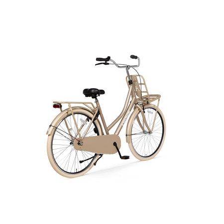 Crown Holland 28 inch transportfiets 53cm Goud