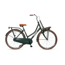 Crown Holland 28 inch transportfiets 53cm Army Green