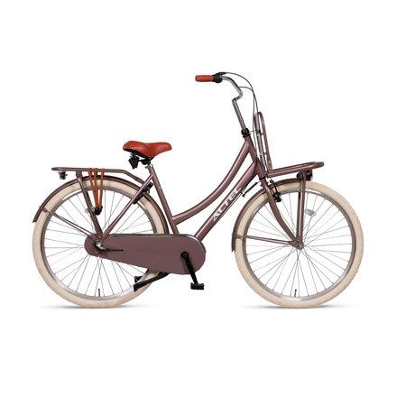 Altec Altec Dutch Transportfiets 28 inch 53cm Rosy Brown 3v