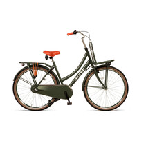 Altec Dutch Transportfiets 28 inch 53cm Army Green 3v