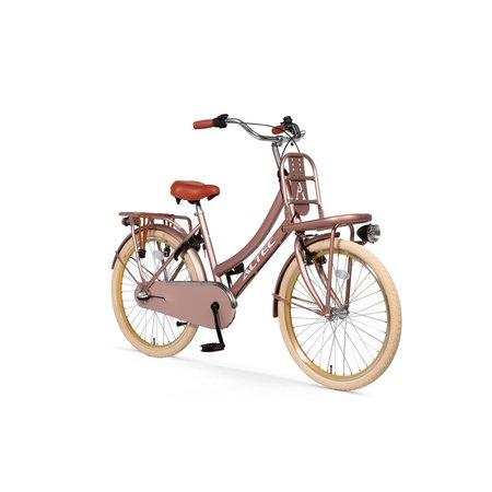 Altec Altec Dutch Transportfiets 24 inch Lavender