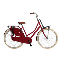 Altec London DeLuxe Omafiets 28 inch 55cm Maroon