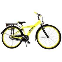 Volare Thombike City 26 inch jongensfiets Neon Yellow Black