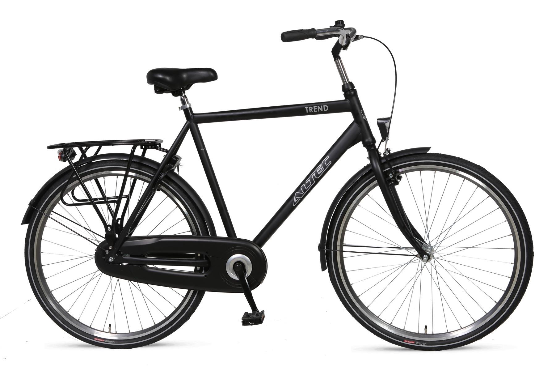 Altec Trend 28 inch Herenfiets 56cm Zwart