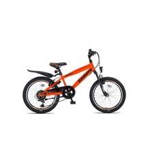 Altec Dakota 20 inch Jongensfiets 7speed Neon Orange