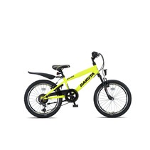 Altec Dakota 20 inch Jongensfiets 7speed Neon Lime
