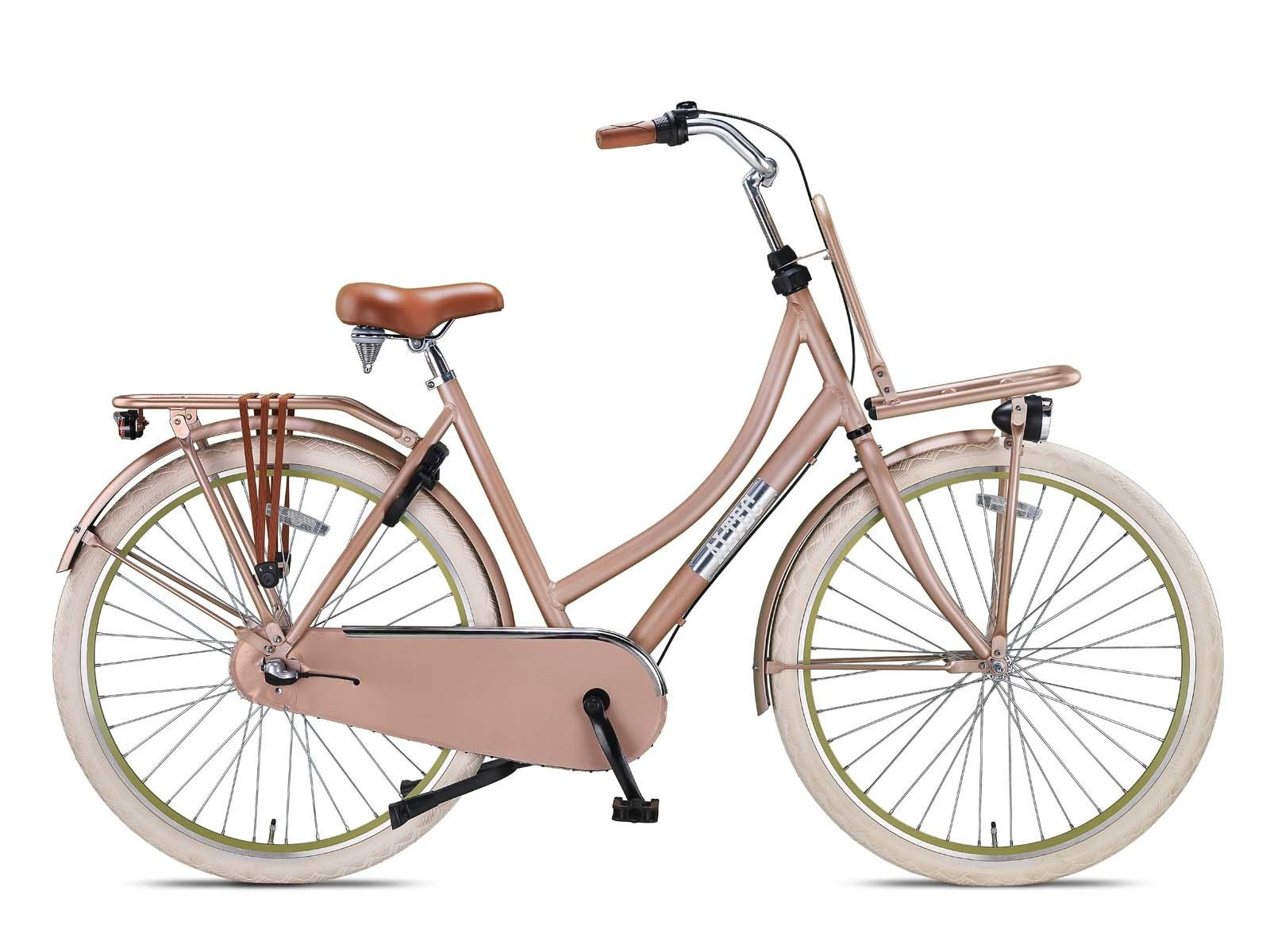 Altec Altec Vintage  Transportfiets  28 inch 50cm 3v Old Pink