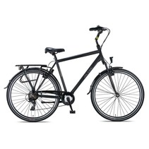 Altec Verona 28 inch Herenfiets 61cm 7v Night Black