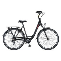 Altec Verona 28 inch Damesfiets 55cm 7v Night Black