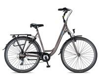 Altec Verona 28 inch Damesfiets 55cm 7v Warm Grey