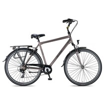 Altec Verona 28 inch Herenfiets 52cm 7v Warm Grey