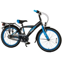 Volare Thombike City Kinderfiets 20 inch  3v Mat Zwart