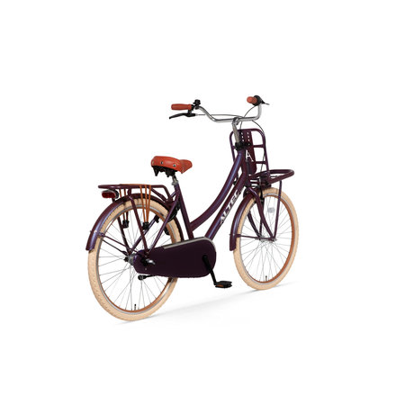 Altec Altec Dutch Transportfiets 24 inch Violet