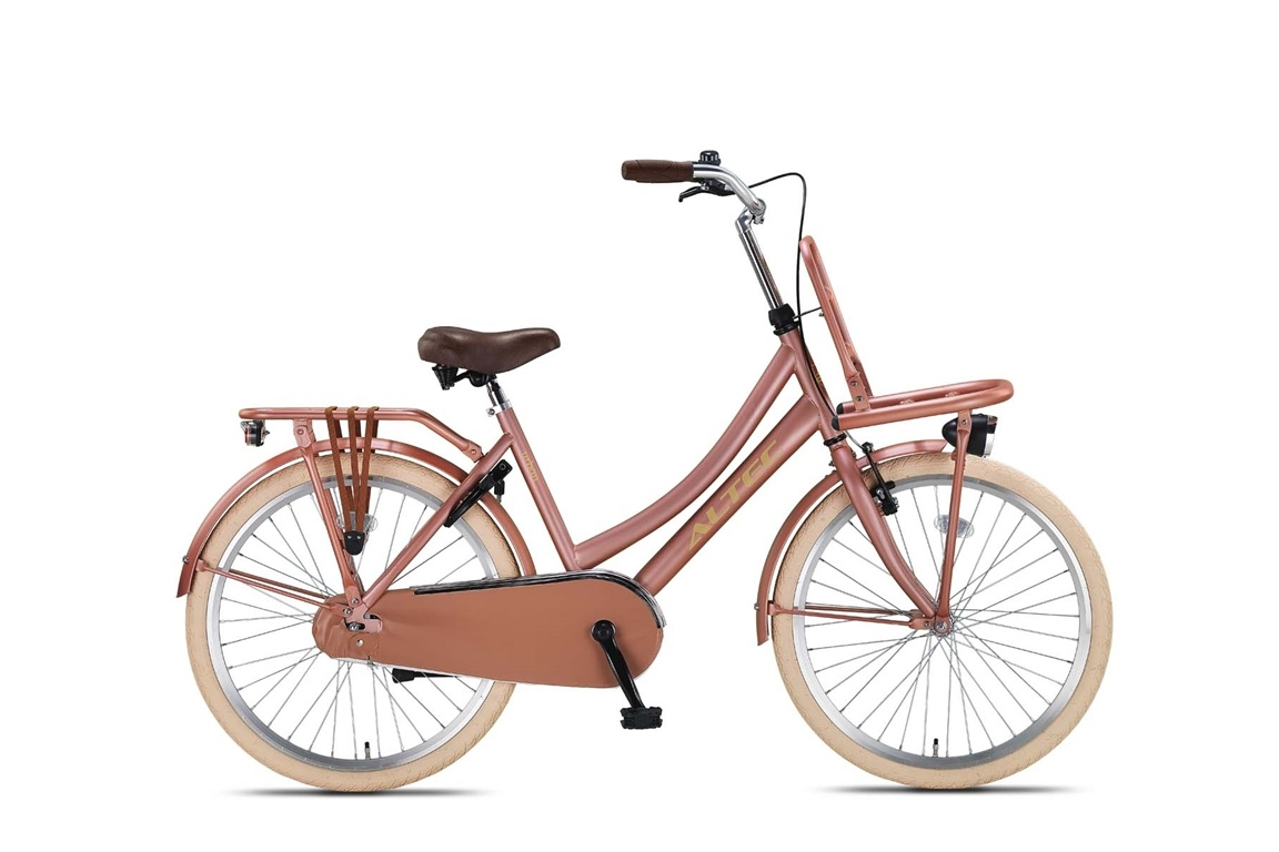 Altec Altec Urban Transportfiets 24 inch Lavender