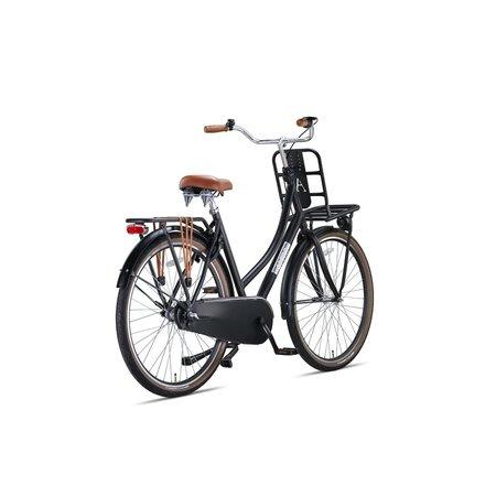Altec Altec Vintage Transportfiets 28 inch  57cm 3v Zwart