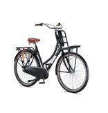 Altec Vintage Transportfiets 28 inch 50cm 3v Zwart