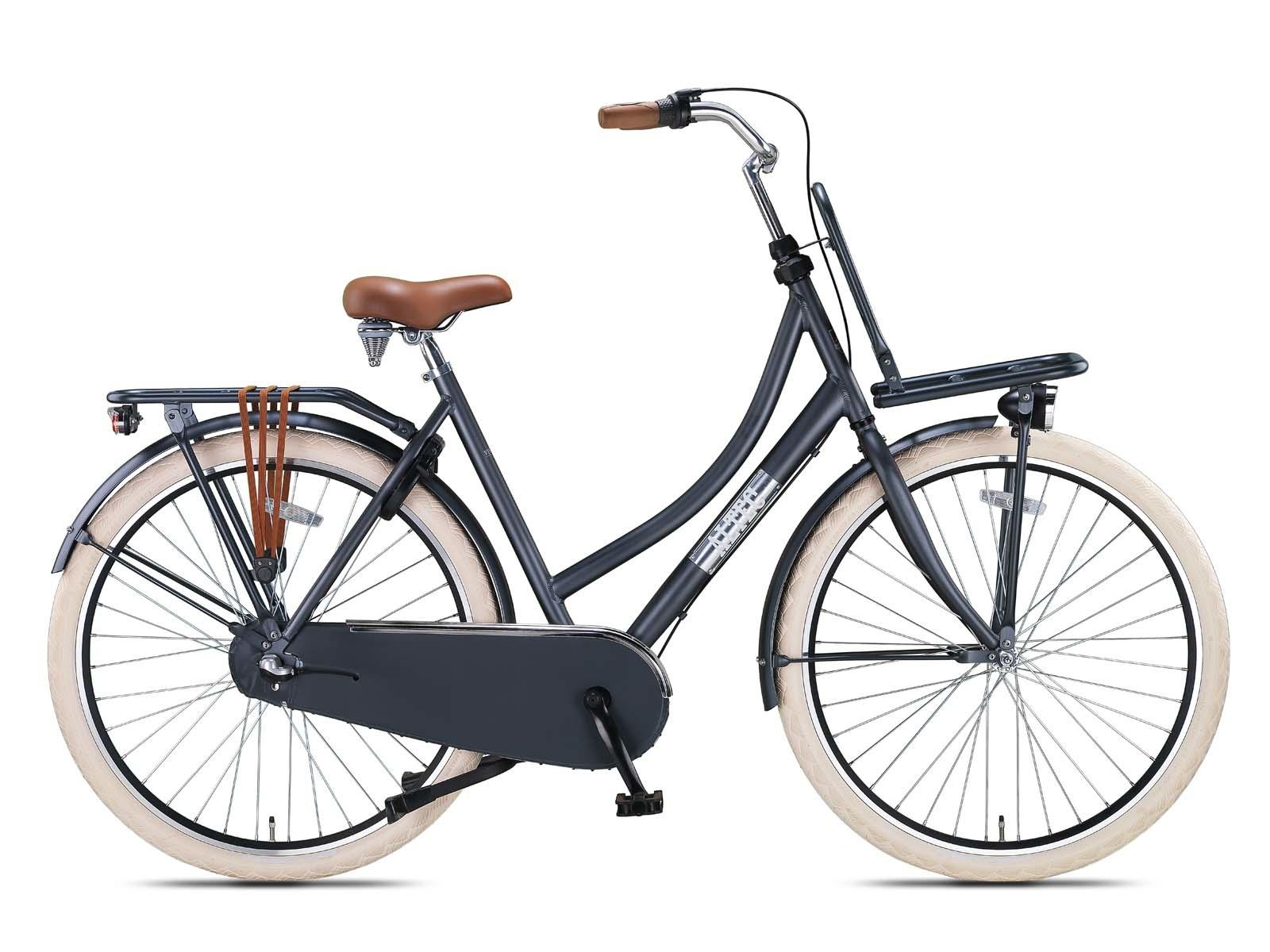 Altec Altec Vintage Transportfiets 28inch 50cm 3v Smoke Grey