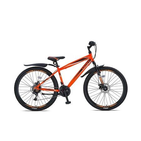 Altec Umit Faster MTB  27,5 inch 2D  41cm 21v  Zwart Oranje