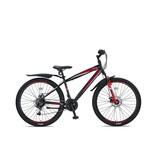 Altec Umit Faster MTB  27,5 inch 2D  41cm 21v  Zwart Rood
