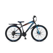 Umit Faster MTB  27,5 inch 2D  41cm 21v  Zwart Blauw