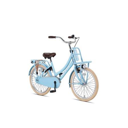 Altec Altec Urban Transportfiets 22 inch Blue