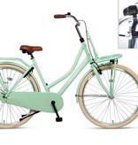 Crown Holland 28 inch transportfiets 53cm Mint Green