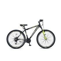 Umit Motion Mountainbike 27 inch 41cm Zwart Oranje