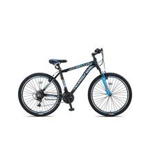 Umit Motion Mountainbike 27 inch 47cm Zwart Blauw