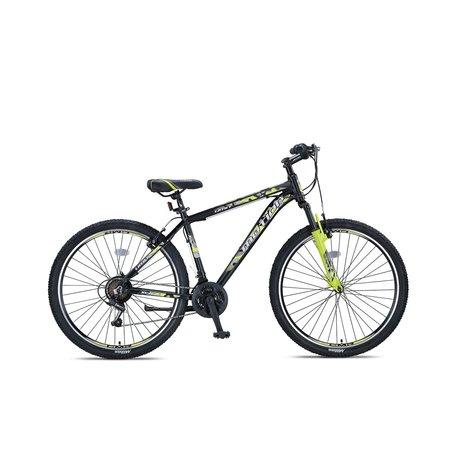Altec Umit Motion Mountainbike 27 inch 47cm Zwart Lime