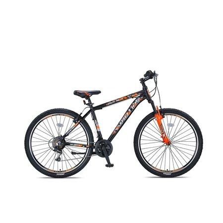 Altec Umit Motion Mountainbike 27 inch 47cm Zwart Oranje
