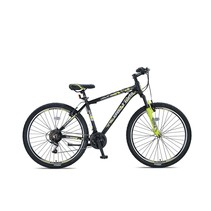Umit Motion Mountainbike 27 inch 52cm Zwart Lime
