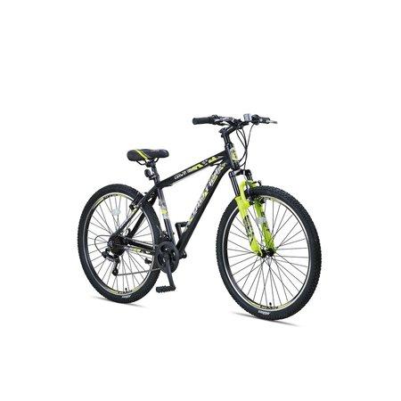 Altec Umit Motion Mountainbike 27 inch 52cm Zwart Lime