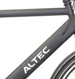 Altec Altec Manta 28 inch Herenfiets 55cm 3v Zwart