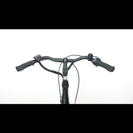 Altec Altec City E-Bike 28 inch Dames 6v Zwart