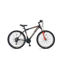 Umit Motion Mountainbike 26 inch 42cm Zwart Oranje