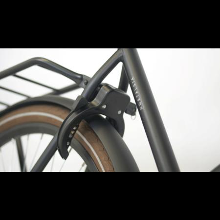Altec Nostalgia Transportfiets Nexus 3  28 inch 3v Zwart
