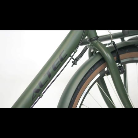 Altec Altec Dutch Transportfiets 28 inch  Heren 61cm Army Green