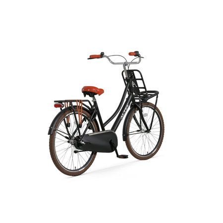 Altec Altec Dutch Transportfiets  26 inch Zwart