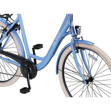 Altec Altec Metro Damesfiets 28 inch 55cm Frozen Blue