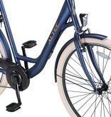 Altec Altec Metro Damesfiets 28 inch 55cm Jeans Blue 7v