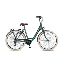 Altec Metro Damesfiets 28 inch 55cm Army Green 7v