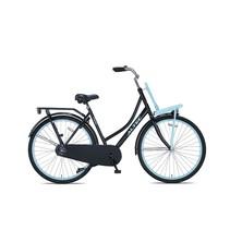 Altec Classic 28 inch Transportfiets 53cm  Zwart-Blauw