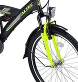 Altec Altec Speed Jongensfiets 24 inch 3v Lime Green