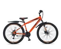 Umit Faster Mountainbike 26 inch 2D Oranje Zwart