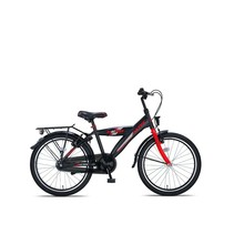 Altec Hero Jongensfiets 22 inch Fire Red - pre