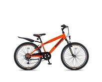 Altec Dakota 24 inch Jongensfiets 7v Neon Orange