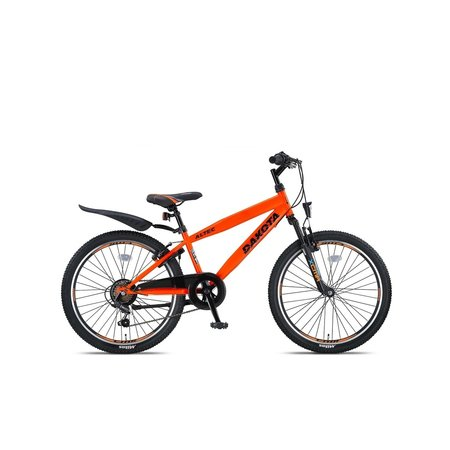 Altec Altec Dakota 24 inch Jongensfiets 7v Neon Orange
