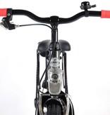 Volare Thombike City Kinderfiets - Jongens - 24 inch - Grijs/Rood