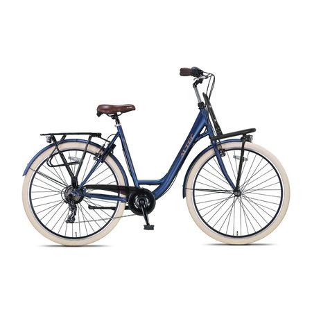 Altec Metro Plus Damesfiets 28 inch 55cm Jeans Blue 7v