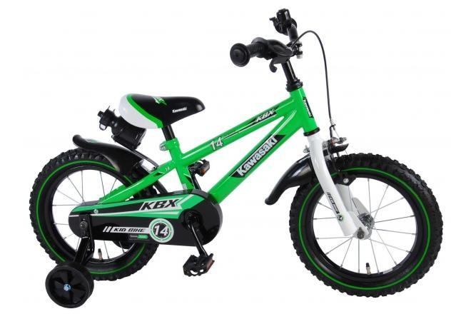 Kawasaki 14 inch Jongens Groen